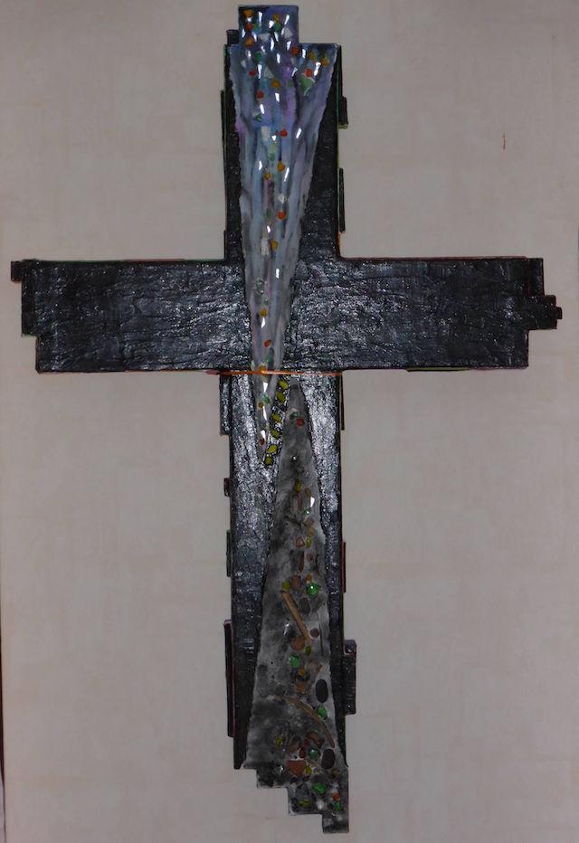 Kreuz Rückseite