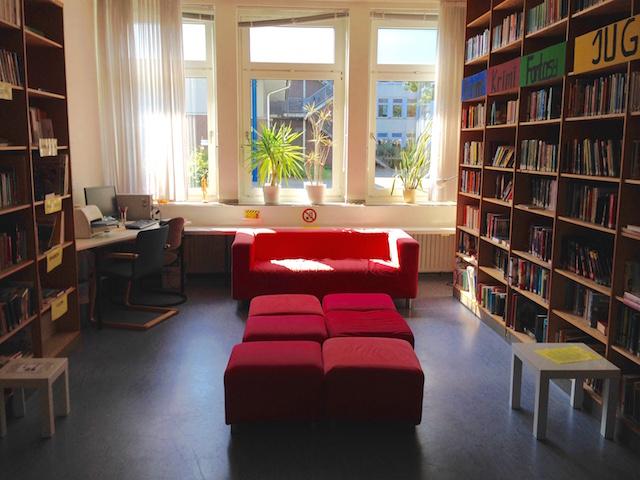 Foto Schuelerbibliothek