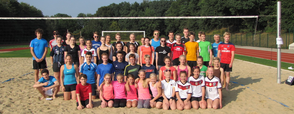 1. Georgianer Beachvolleyballturnier