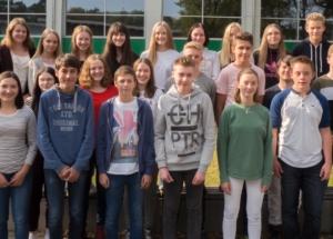 10b Klassenfoto 2017-2018