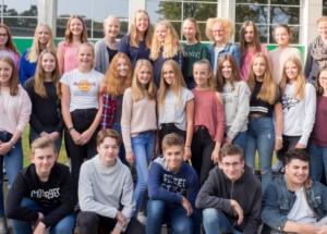 9c Klassenfoto 2017-2018