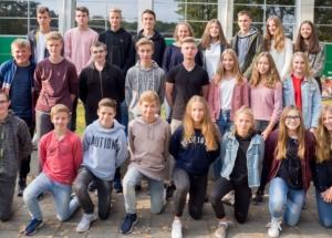 9e Klassenfoto 2017-2018