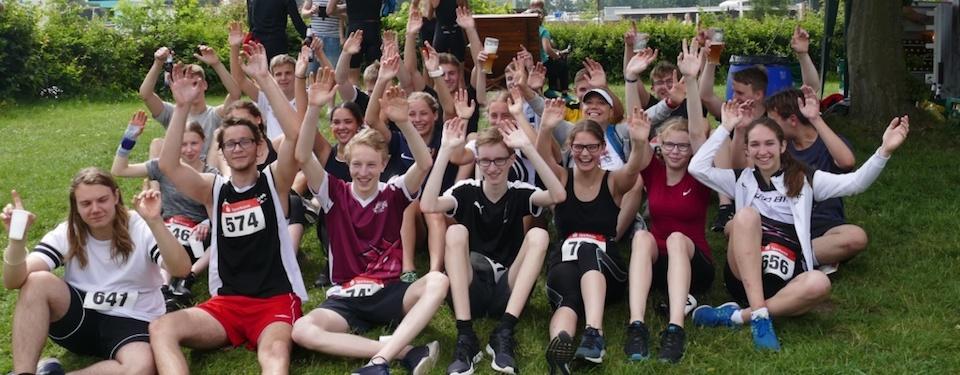 Georgianum räumt ab – Triathlon-Triumph in Melle