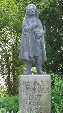 Henricus Pontanus