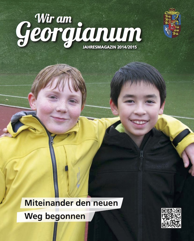 Titel Georgianum_Magazin_14-15