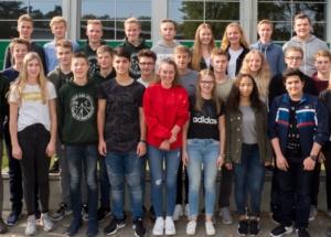 10c Klassenfoto 2017-2018