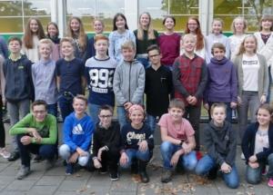6a Klassenfoto 2017-2018