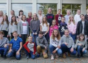 6b Klassenfoto 2017-2018