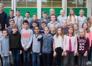 6c Klassenfoto 2017-2018