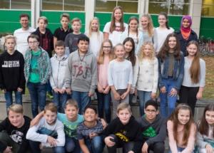 6d Klassenfoto 2017-2018