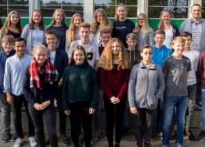 9d Klassenfoto 2017-2018