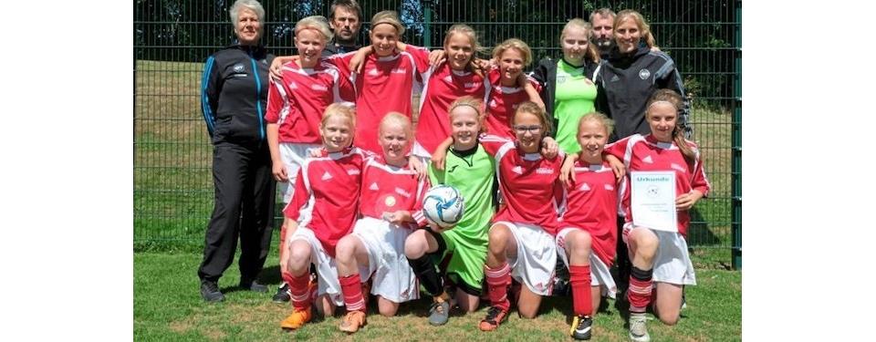 Schulfußball: Georgianum wieder im Bundesfinale