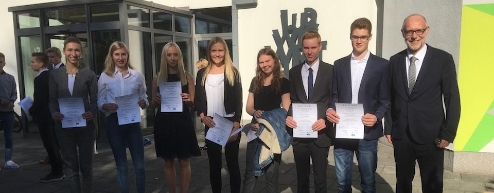 16. Schülerakademie in Lingen