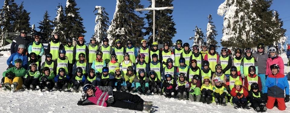 Wintersporttage bei