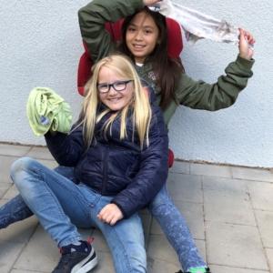 Laura und Olivia 1 5c