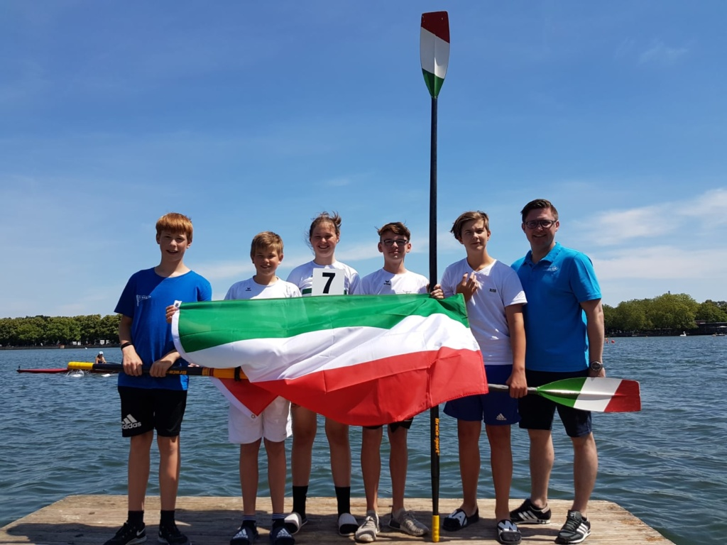 SRVN Regatta bei den Landesmeisterschaften in Hannover