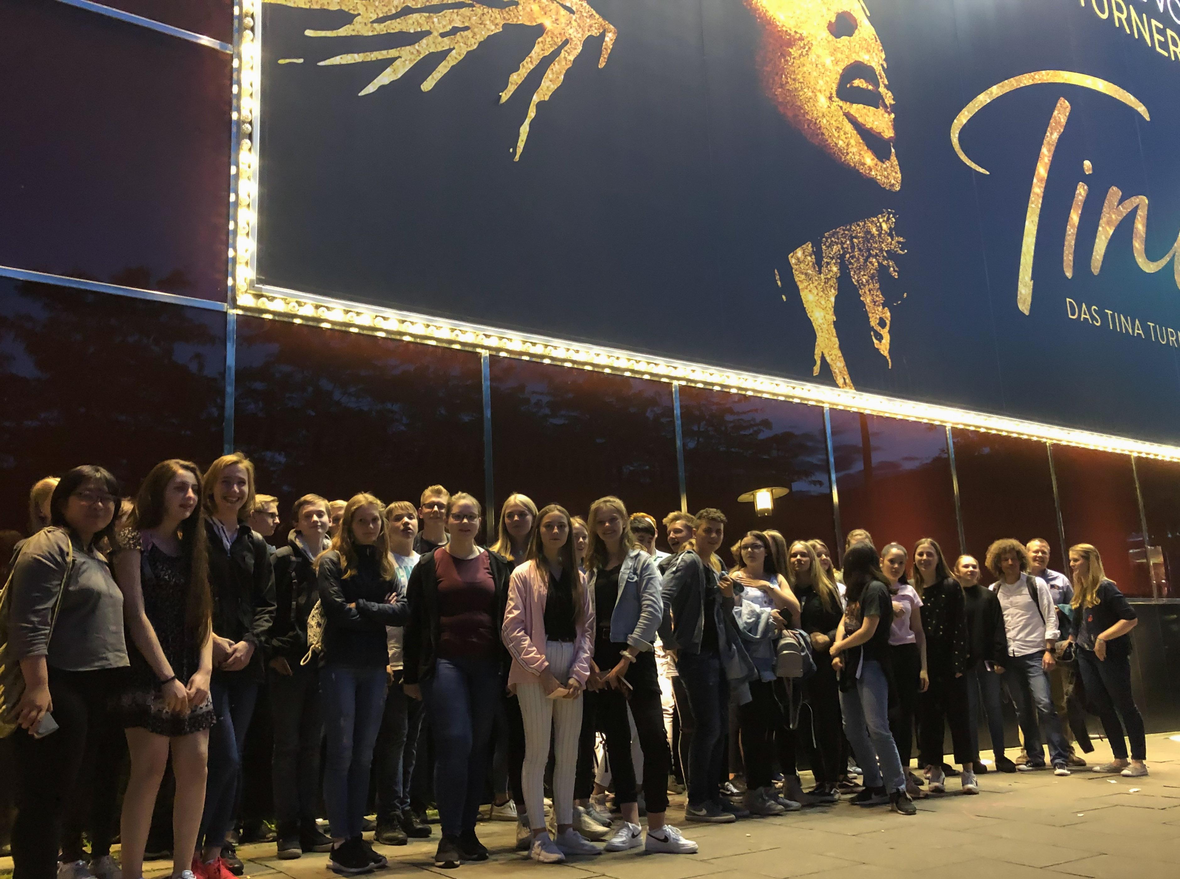 Des Lebens Schmerz - Musical-Besuch mit bewegenden Eindrücken