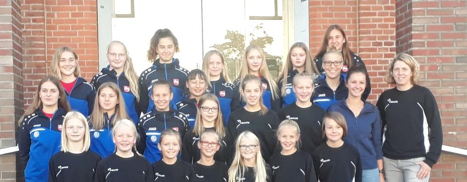 Erfolgreich bei den Bundesfinals - unsere Mädchenfußballteams