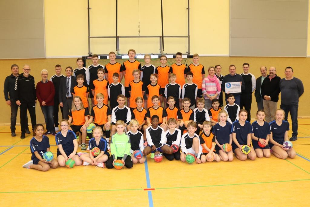 Georgianum als Talentschule des Sports ausgezeichnet