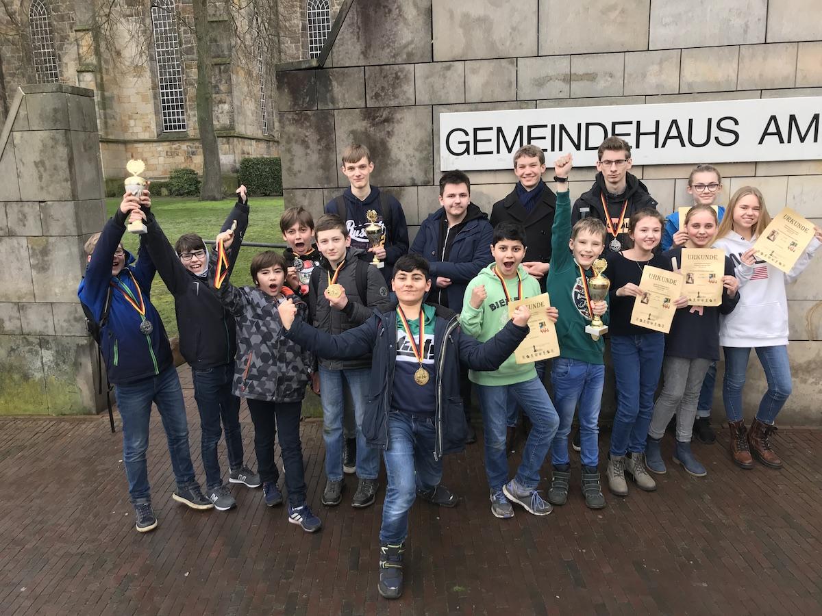 Unterbezirksfinale Emsland/Grafschaft Bentheim 2020