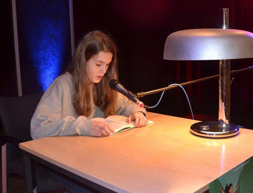 Viel Applaus für junge Talente: Leni Storm aus Lingen gewinnt Kreisentscheid der Vorleser