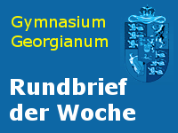 Rundbrief vom 28. September 2020