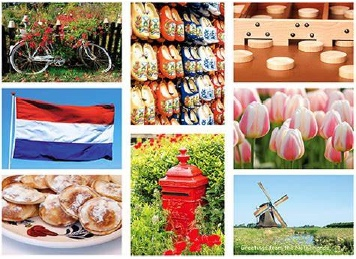 Collage Niederlande