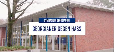 Eröffnung der interaktiven Ausstellung Georgianer gegen Hass – setz auch du ein Zeichen!