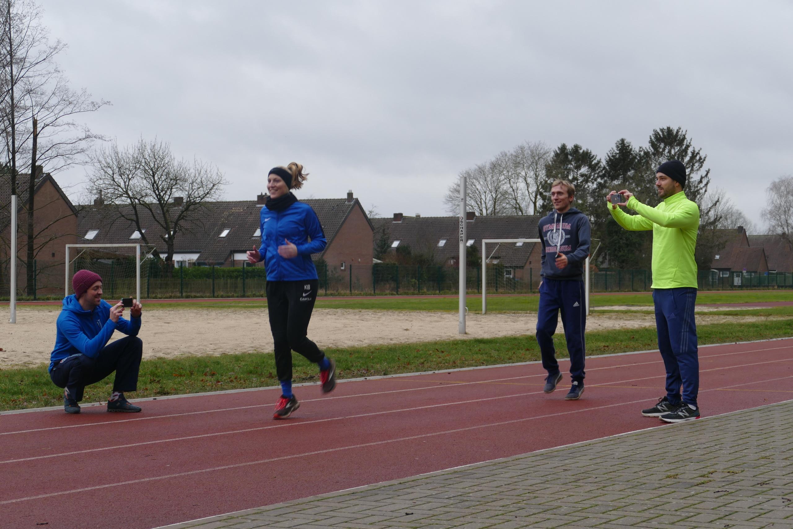 Georgianum hält sich fit – Schüler aller Jahrgänge erhalten online abwechslungsreiches Sportprogramm