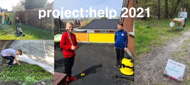 project help 2021 Banner